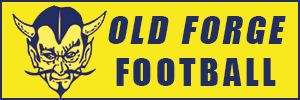 Old Forge Blue Devils Logo